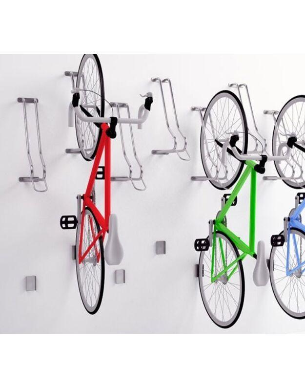 Vienos vietos dviračio laikiklis